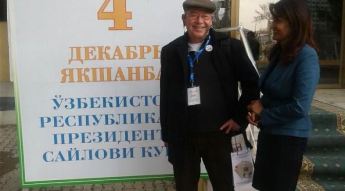 Ўзбекистонни соғинамиз