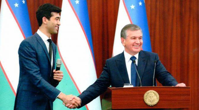Алишер Саъдуллаев: Президент ишончи — катта қарз, буни унутмаслигимиз керак