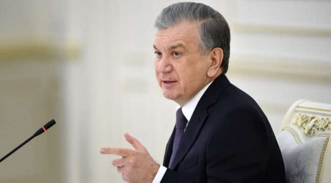 Шавкат Мирзиёев Ўзбекистондаги 18-30 ёшлилар орасидаги расмий ишсизлар сонини маълум қилди